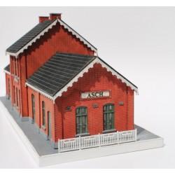 Gare de Asch