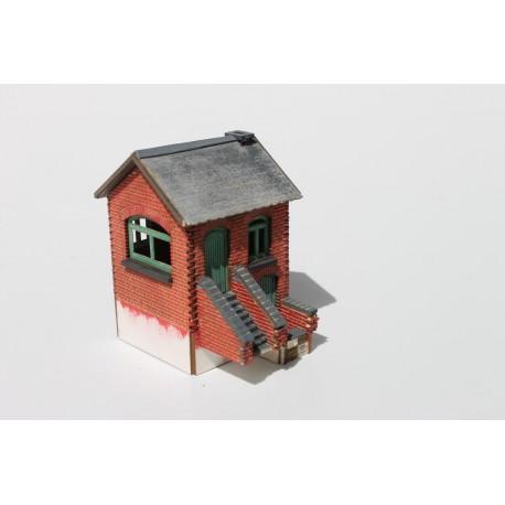 Line side hut