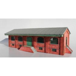 GOODS SHED 5 BAYS