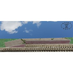 Loading Platform with rampe