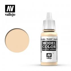 VAL70837 Vallejo Pale Sand 17ml