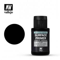 VAL77660 Vallejo Gloss black primer 32ml
