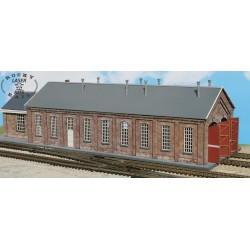 "Locomotive shed type ""Mol"""