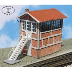 "Signal Box ""Vieux Condé"""