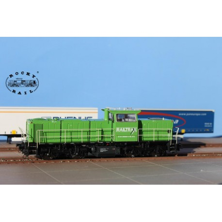 6481 Railtraxx DC digital Sound