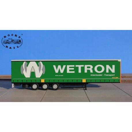 Rocky-Rail Trailer WETRON nr 381000-0