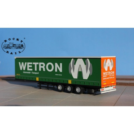 Rocky-Rail Trailer WETRON nr 376000-2