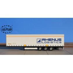 Rocky-Rail trailer RHENUS nr 4013