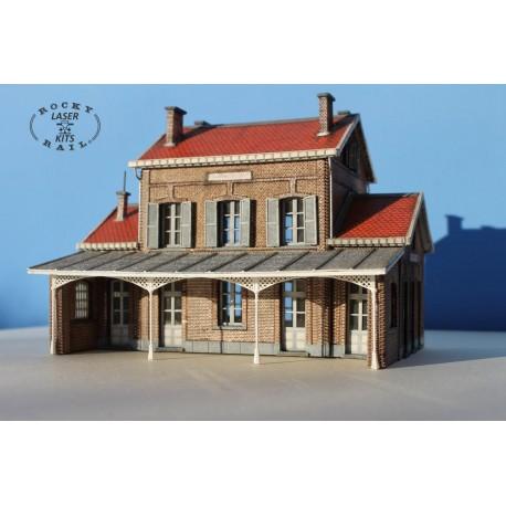 SNCB Railwaystation Marchienne Zône