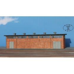 large NS electrical distribution cabine Van Ravenstijn