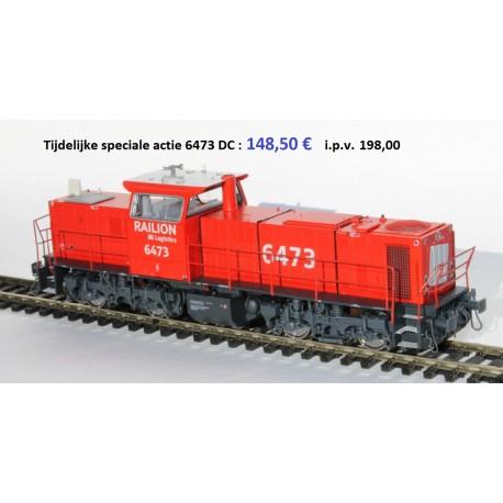 6473 Railion DB Logistics DC