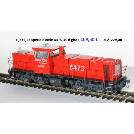 6473 Railion DB Logistics DC digital