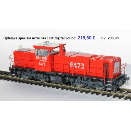 6473 Railion DB Logistics DC dig.Sound