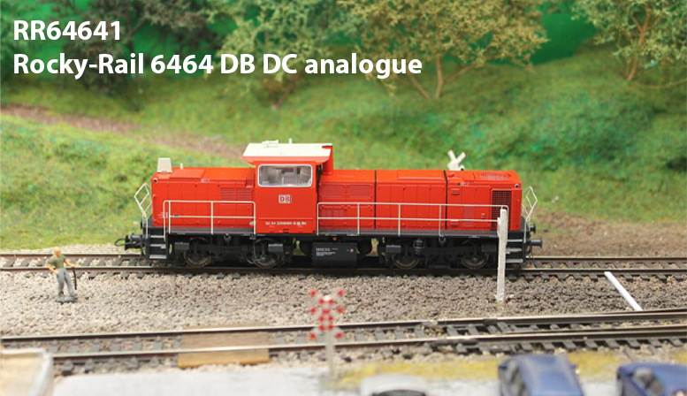 RR64641: 6464 DB DC