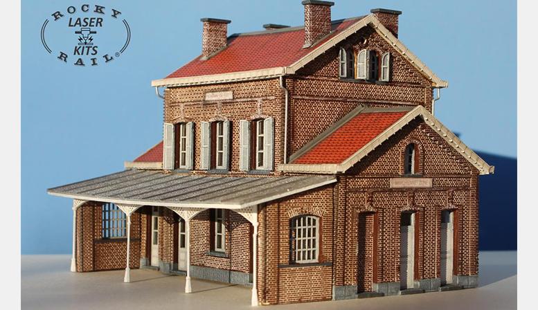 RRL10022 : SNCB Railwaystation Marchienne Zône