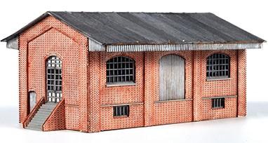 Kleine Güterhalle